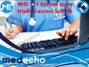 Online NHS 111 service being piloted across Suffolk